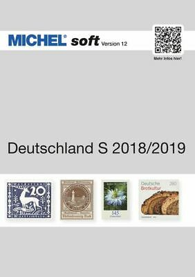 MICHELsoft Briefmarken Deutschland S 2019 - Version 12