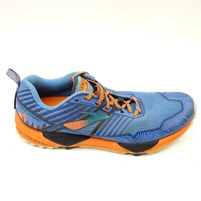 ef2befae8e5 BROOKS MENS SIZE 10 Cascadia 13 National Park Pacific Crest Trail Running  Shoes -  95.99