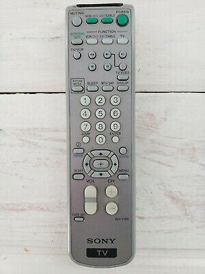 Sony RM-Y180 Remote Control For KV Series Trinitron TV