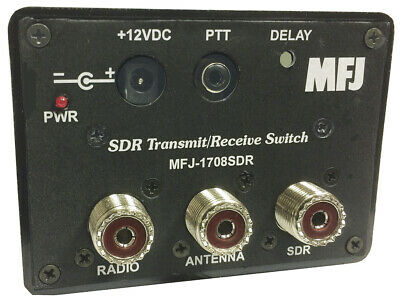 MFJ-1708SDR Software Defined Radio Transmit and Receive Switch