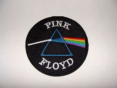 Patche Pink Floyd Ecusson Thermocollant Rock