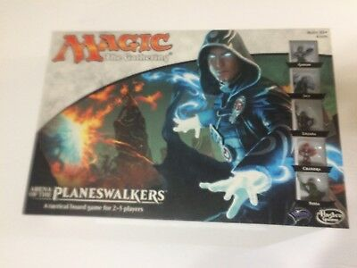Hasbro Magic The Gathering Board Game  Arena of the Planeswalkers Boardgame