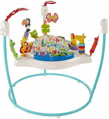 e84006778d2b FISHER-PRICE GO WILD Jumperoo (Box Damage) -  99.99