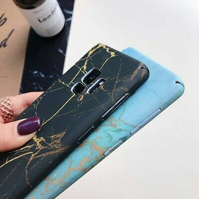 For Xiaomi Redmi Phone Case Marble Iridescent Holographic Holo Phone Cover Case