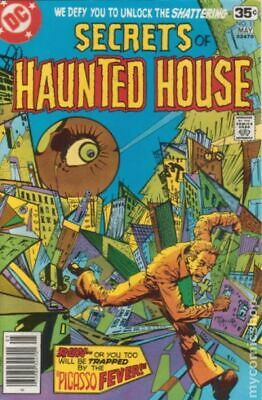 Secrets of Haunted House #11 1978 VG 4.0 Stock Image Low Grade