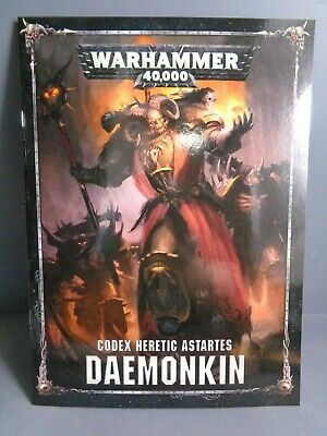 ML SS Warhammer 40,000 Chaos Space Marines Codex Heretic Astartes Daemonkin