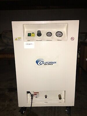California Air Tools 10020SPC Oil Free Soundproof Compressor: Only 2 Yrs Old