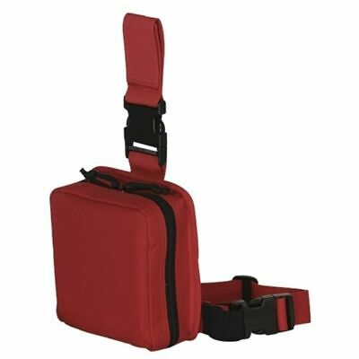 Voodoo Tactical Drop Leg First Aid Pouch, Red - 15-002016000 : 15-0020016000