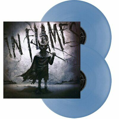 In Flames - I, The Mask 2LP 300 Units Azur Blue Vinyl 26.04.19 VVK / pre sale