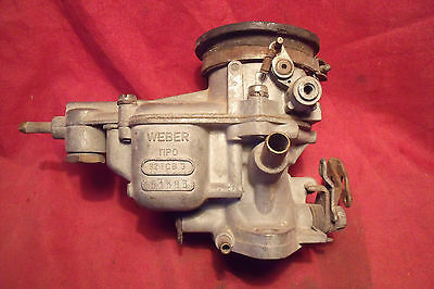 Carburateur < Weber > Tipo 32 Icb 3