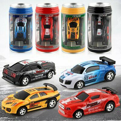 Coke Can Mini RC Car Auto Speed Radio Revell Rennauto ferngesteuert Motorsport