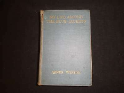 my life among the bluejackets, weston, agnes, 1912, James Nisb, Accept