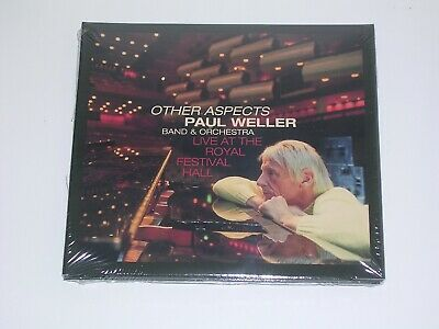 Paul Weller - Other Aspects: Live At The Royal Festival Hall 2Cd/dvd Set Mint