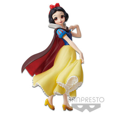 Banpresto Crystalux Walt Disney Characters White Snow Snow White New