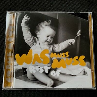 "Herbert Grönemeyer -""Was Muss Muss - Best Of"" - 2 CDs / 36 Songs / 2008"