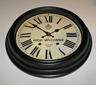 Royal Air Force Style, RAF High Wycombe, Souvenir Vintage Style Wall Clock.