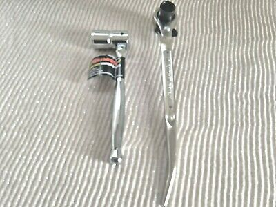 Scaffold Heavy Duty Work Tools 2 in 1 Ratchet Podger 1921 Spanner 716 (21mm)