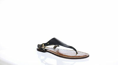 1adbeaa53 NEW SAM EDELMAN Greta Sandals White Leather Size 9.5 Flat -  40.00 ...