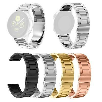 Stainless Steel Strap Watch Band For Samsung Galaxy Watch 42mm 46mm
