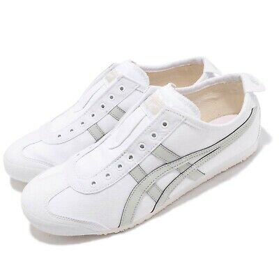 buy popular 29907 eb5c5 ASICS ONITSUKA TIGER Mexico 66 Slip On White Men Women Shoe Sneaker  1183A360-103