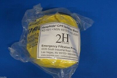 Respaide R2-101 Cpr Isolation Masque