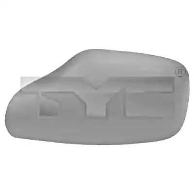 TYC Outside Wing Mirror Cover N/S Fits PEUGEOT 106 I II Hatchback 815218
