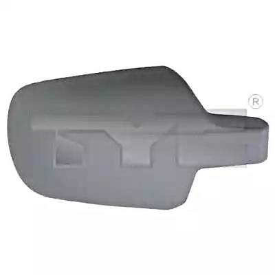 TYC Outside Wing Mirror Cover O/S Fits FORD Fiesta V Van Fusion Box 1453800