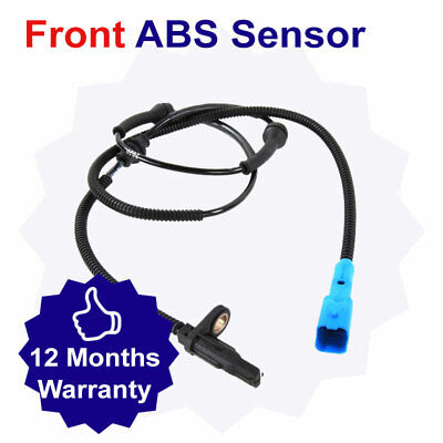 Front ABS Sensor With Wheel Bearing for Vauxhall Signum 2.8 (05/07-10/08)