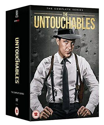 The Untouchables - The Complete Series [DVD] [New DVD]