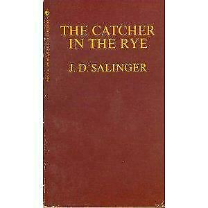 Catcher in the Rye by Salinger, J. D.-ExLibrary