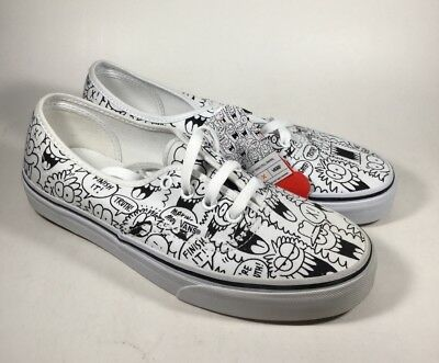 662b5b5f94 M4246 New w  Defect Women s VANS Off The Wall Authentic Truth Kevin Lyons US