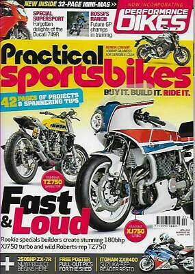 PRACTICAL SPORTSBIKES N.102 (NEW COPY)*Post included to UK/Europe/USA/Canada