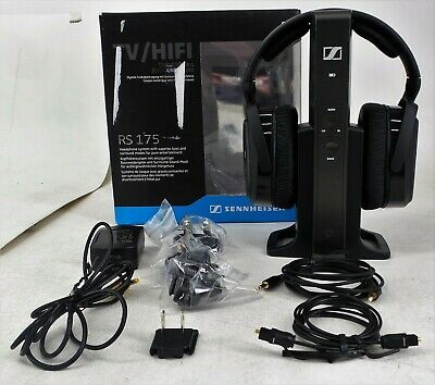 Sennheiser RS-175 Wireless Headphone System -Good Condition-