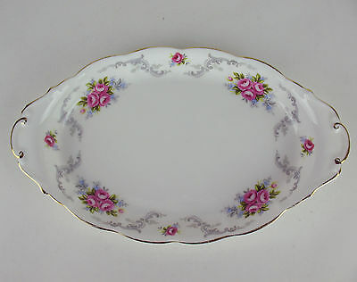 Large Regal Tray Royal Albert Tranquillity tranquility vintage England