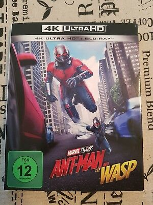 4 K Ultra Hd Movie Ant-Man and the Wasp