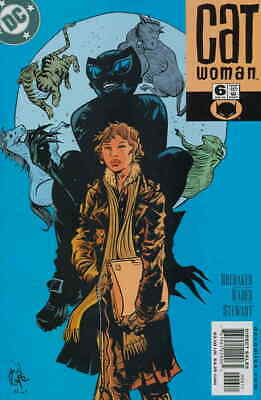 Catwoman (3rd series) #6 FN; DC | save on shipping - details inside