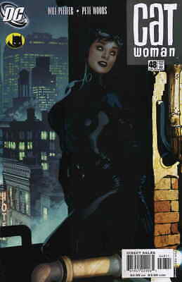 Catwoman (3rd Series) #48 VF/NM; DC | save on shipping - details inside