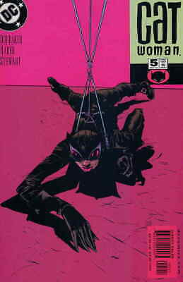 Catwoman (3rd series) #5 VF/NM; DC | save on shipping - details inside