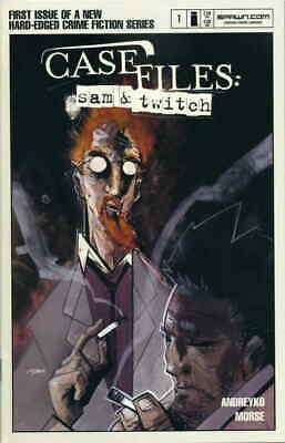 Case Files: Sam and Twitch #1 VF/NM; Image   save on shipping - details inside