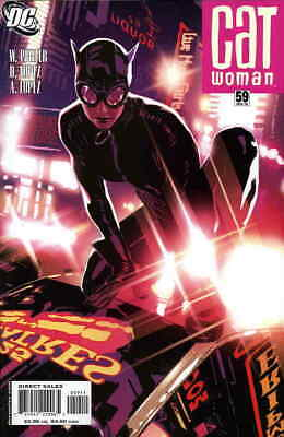 Catwoman (3rd Series) #59 VF/NM; DC | save on shipping - details inside