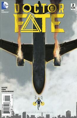 Doctor Fate (4th Series) #2 VF/NM; DC | save on shipping - details inside