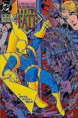 Doctor Fate (2nd Series) #38 VF/NM; DC | save on shipping - details inside