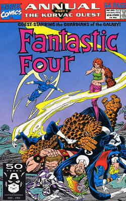 Fantastic Four (Vol. 1) Annual #24 VF/NM; Marvel | save on shipping - details in