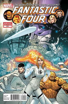 Fantastic Four (Vol. 1) #611A VF/NM; Marvel | save on shipping - details inside