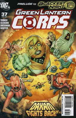 Green Lantern Corps (2nd Series) #37 VF/NM; DC   save on shipping - details insi