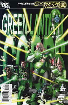 Green Lantern Corps (2nd Series) #37A VF/NM; DC   save on shipping - details ins