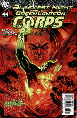 Green Lantern Corps (2nd Series) #44 VF/NM; DC   save on shipping - details insi