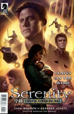 Serenity: Firefly Class 03-K64—Leaves on the Wind #6 VF/NM; Dark Horse | save on
