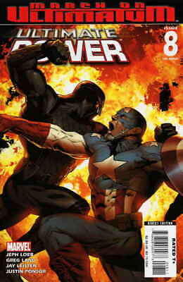 Ultimate Power #8 VF; Marvel | save on shipping - details inside
