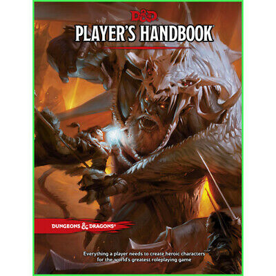 DUNGEONS & DRAGONS: Player's Handbook 5th edition [P D F]